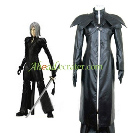 Final Fantasy VII Advent Children KADAJ Halloween Cosplay Costume