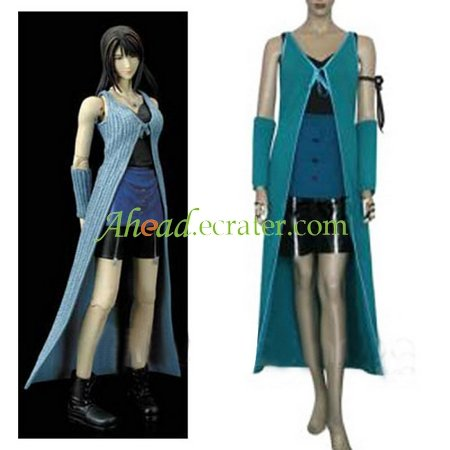 Final Fantasy VIII Rinoa Halloween Cosplay Costume