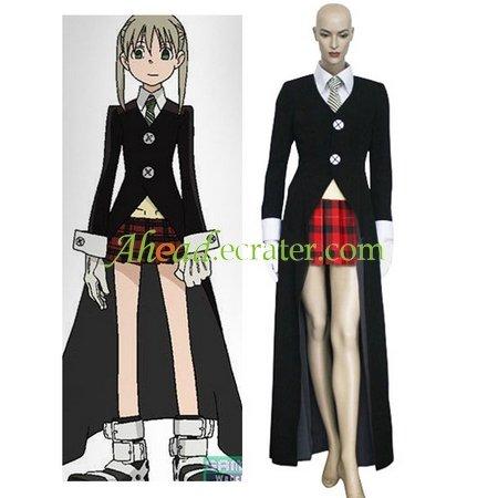 Soul Eater Maka Albarn Cosplay Costume