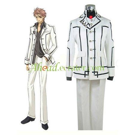 Vampire Knight Boy Night Cosplay Halloween Uniform