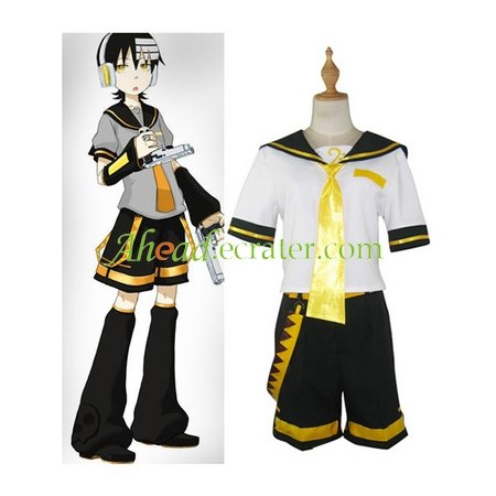 Cos1010 Vocaloid Halloween Cosplay Costume