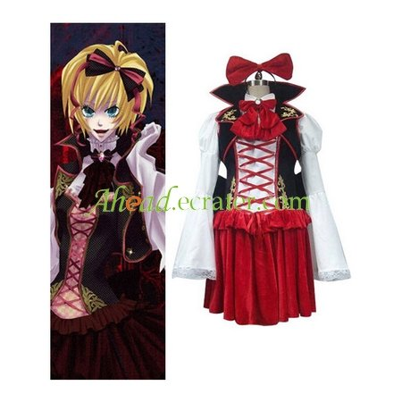 Vocaloid 2 Cosplay Costume