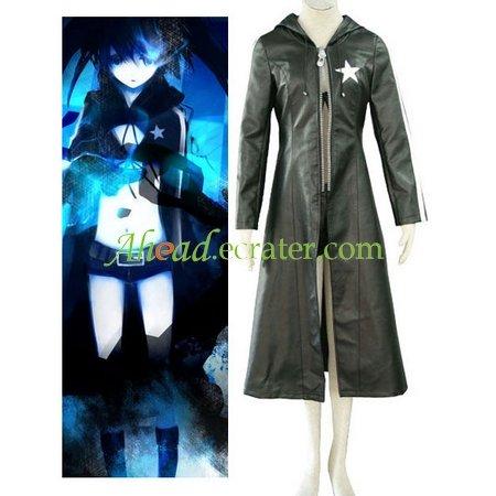 Vocaloid Black�Rock Shooter Cosplay Costum