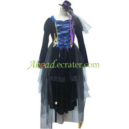Vocaloid Cosplay Costume dress
