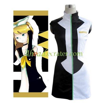 Vocaloid Hatsune Cosplay Costume