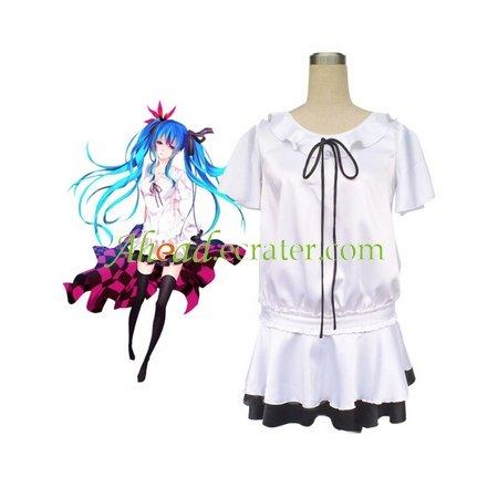 Vocaloid Hatsune Miku Cosplay Costume 2