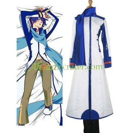 Vocaloid Kaito Halloween Cosplay Costume