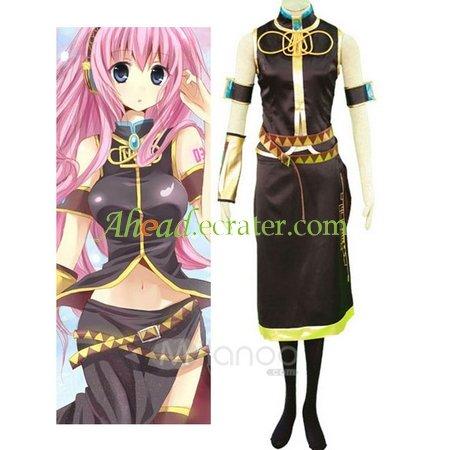 Vocaloid Megurine Luka Cosplay Costume