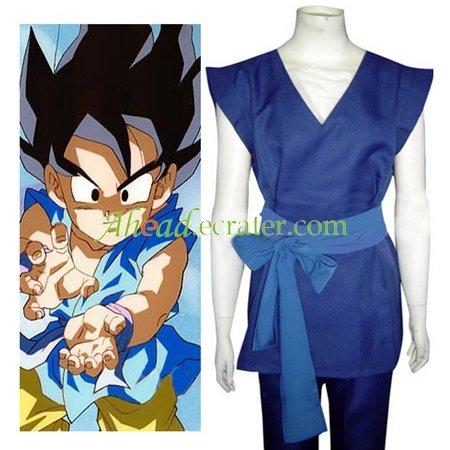 Dragon Ball Son Gohan Cosplay Costume