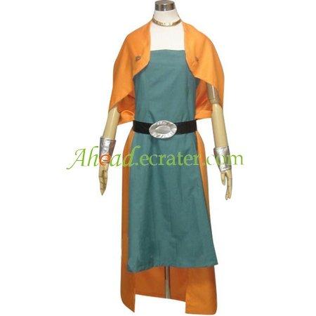 Dragon Warrior V Bianca Whitaker Cosplay Costume