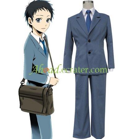 Durarara!! Male Uniform Cosplay Costume