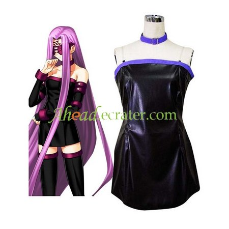 Fatestay night Rider Halloween Cosplay Costume