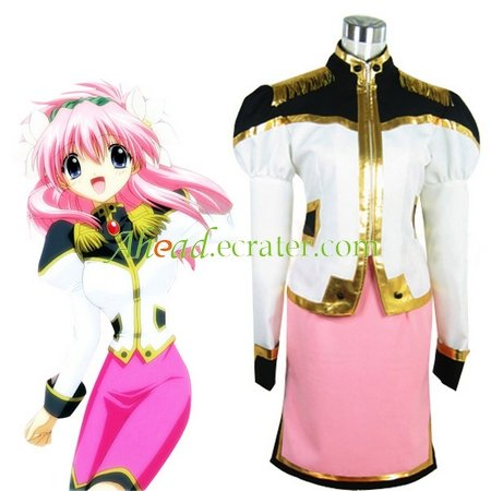 Galaxy Angel Cosplay Costume