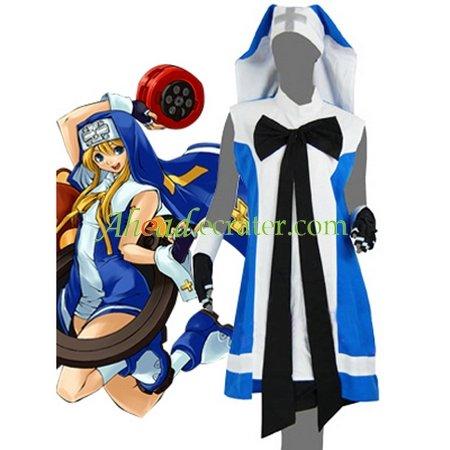 Guilty Gear Bridget Cosplay Costume