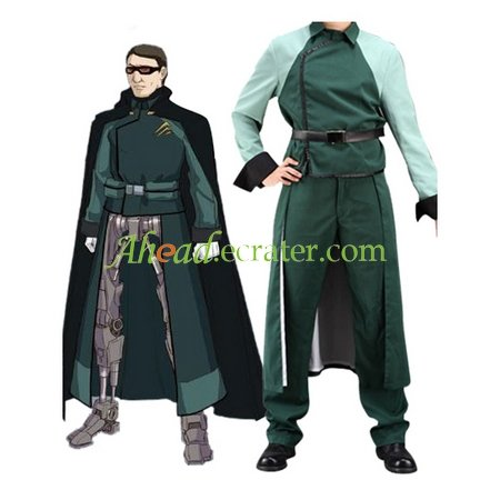 Gundam A Laws Cosplay Costume