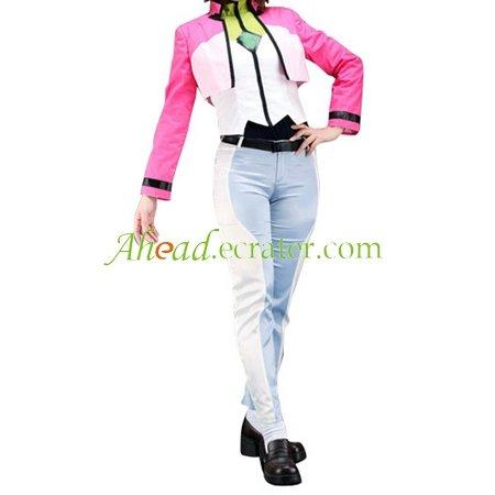Gundam Felt Grace Cosplay Costume