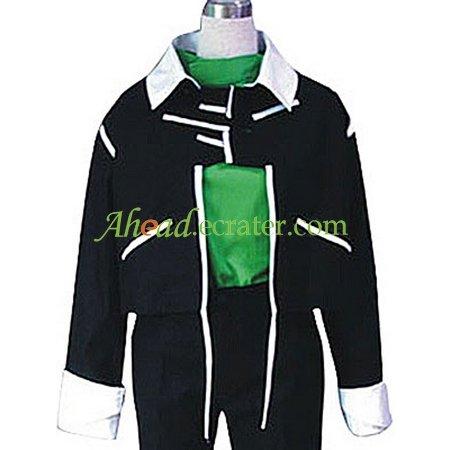 Gundam Seed Jacket Naruto Tsunade Halloween Cosplay Costume