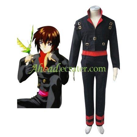 Mobile Suit Gundam SeedDestiny Kira Yamato Halloween Cosplay Costume