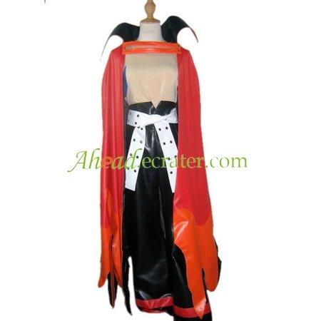 Gurren Lagann Kamina Cosplay Costume