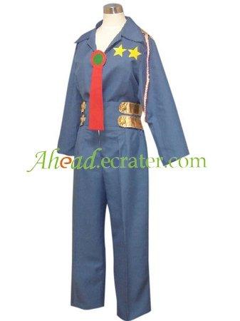 Gurren Lagann Kittan Cosplay Costume