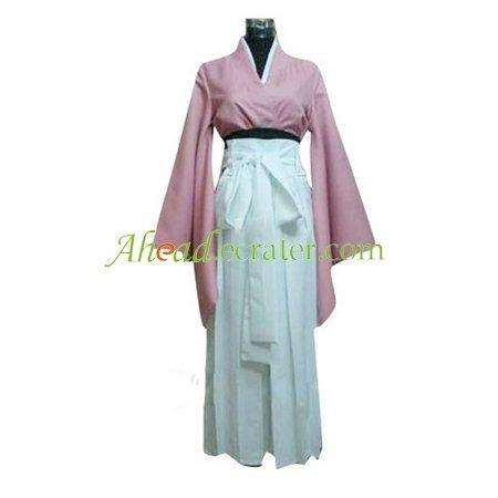 Hakuouki Portable Chisturu Yukimura Cosplay Costume