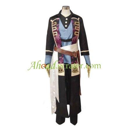 Hakuouki Shinsengumi Kitan Hizikatatoshidou Cosplay Costume