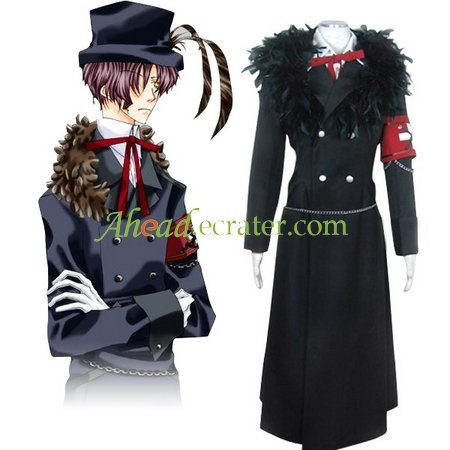 HanaKisou Typing of The Chicken Kurotaka Cosplay Costume 2