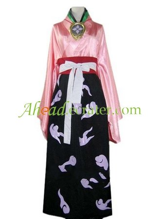 Within the Expanse of a Distant Time H�j� Masako Cosplay Costume