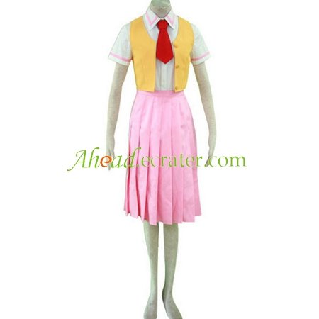 Higurashi When They Cry Cosplay Costume