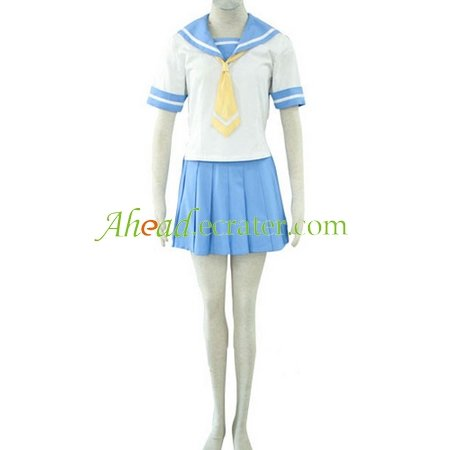 Higurashi When They Cry Cosplay Costume 2