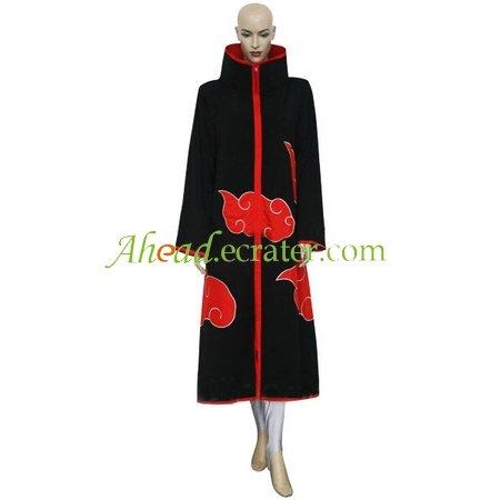 Naruto Akatsuki Konan Halloween Cosplay Costume