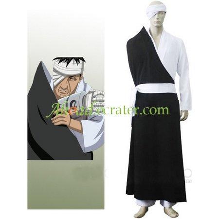 Naruto Danzo Cosplay Costume