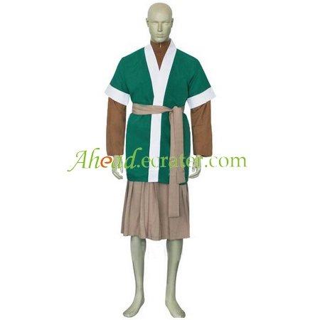 Naruto Haku Ha Cosplay Costume