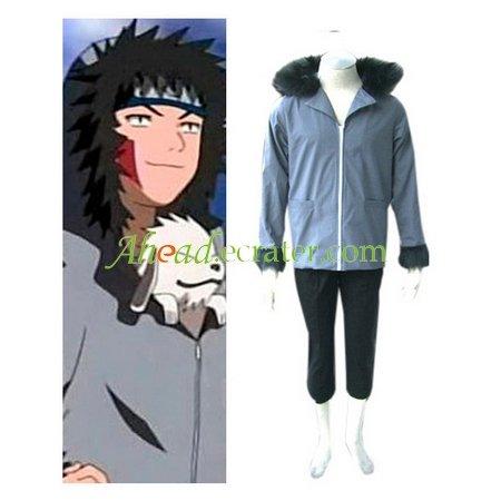Naruto Kiba Inuzuka Halloween Cosplay Costume