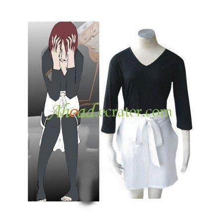 Naruto Rin Cosplay Costume