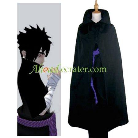 Naruto Sarutobi Sasuke Halloween Cosplay Costume