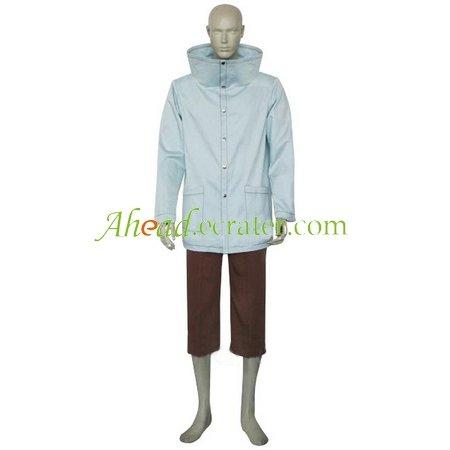 Naruto Shino Aburame Cosplay Costume