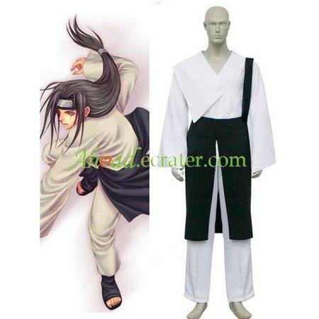 Naruto Shippuden Hyuuga Neji Halloween Cosplay Costume
