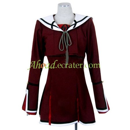 Hiiro No Kakera School Uniform Cosplay Costume