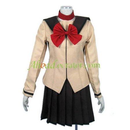 Hitohira School Uniform Cosplay Costume