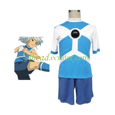 Inazuma Eleven Diamond Dust Soccer Uniform Cosplay Costume
