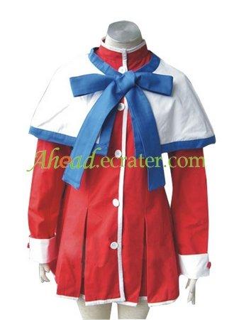 Kanon Blue Cosplay Costume