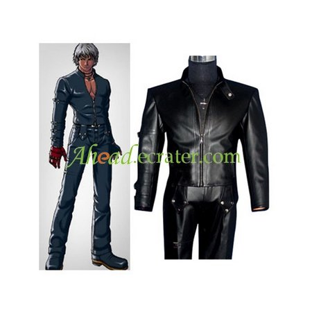 The King Of Fighters Cosplay Costume  2