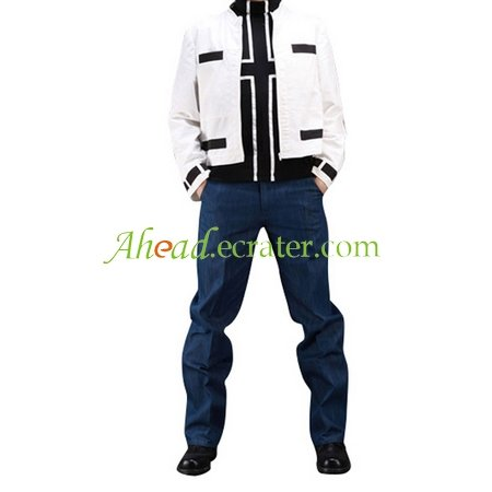 The King Of Fighters Kyo kusanagi Halloween Cosplay Costume