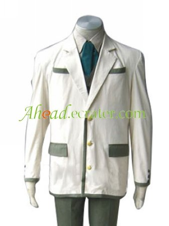 Primo Passo Jacket Cosplay Costume 2