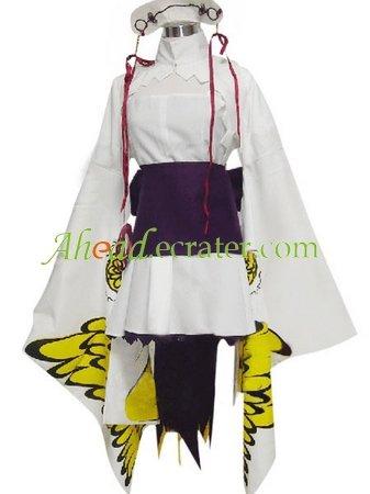Koihime Mus� Ch�'un Shiryū Cosplay Costume