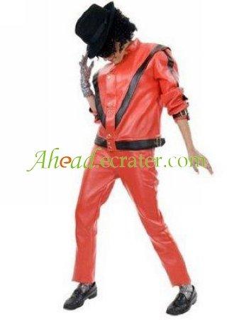 Michael Jackson Thriller Cosplay Costume