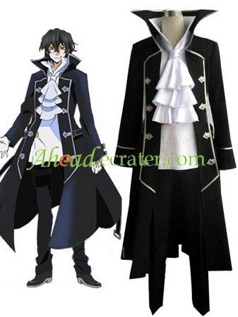 Pandora Hearts Raven Cosplay Costume