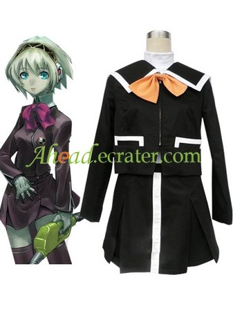 Persona 2 Seven Sisters High School Cosplay Costume