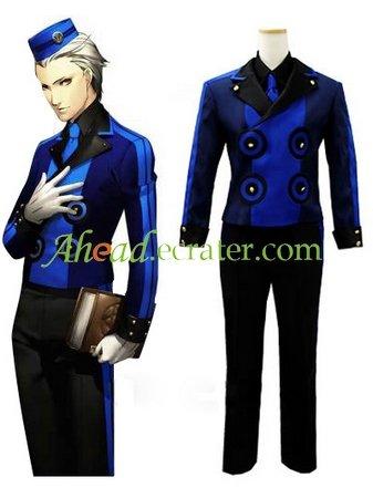 Shin Megami Tensei Persona 3 TEODOA Cosplay Costume